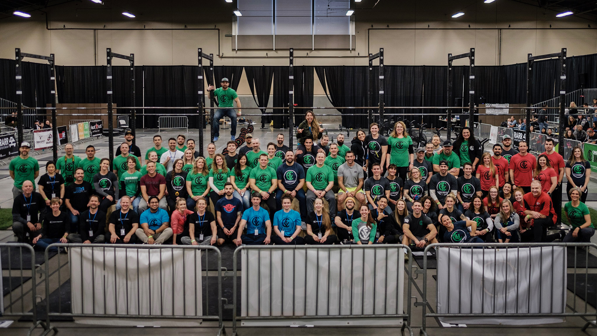 Counterstrain at CrossFit Championship